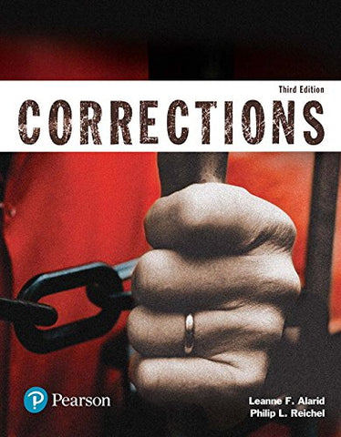 Corrections (Justice Series) (3Rd Edition) (The Justice Series)
