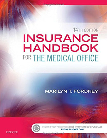 Insurance Handbook For The Medical Office, 14E