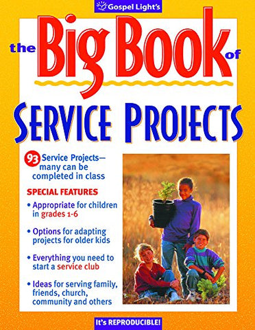 Big Book Of Service Projects (Big Books)