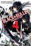 Black Bullet, Vol. 4 - Light Novel