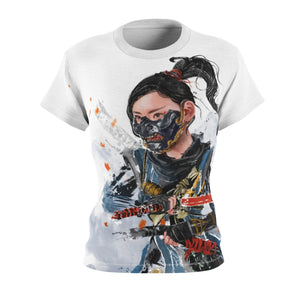 Ghost of Tsushima Women T-Shirt - Haze Long Fine Art and Resources Store