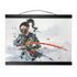 Ghost of Tsushima Hanging Canvas Print