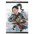 [No Mask] Ghost of Tsushima Hanging Canvas Print