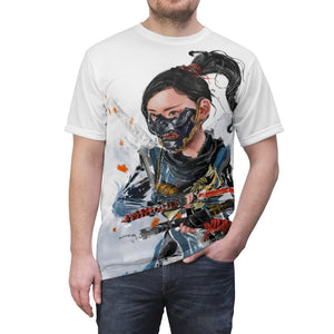 Ghost of Tsushima Unisex T-shirt - Haze Long Fine Art & Resources Store
