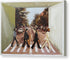 Beatles Abbey Road - Canvas Print