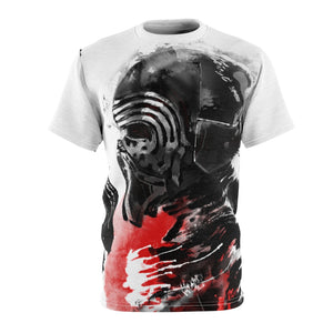Kylo Ren Unisex T-shirt - Haze Long Fine Art & Resources Store