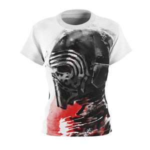 Kylo Ren Women's T-shirt - Haze Long Fine Art and Resources Store