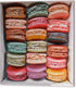 Macarons in a box IV - Canvas Print