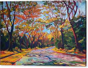 Road to Templer's Park - Canvas Print - Haze Long Fine Art & Resources Store