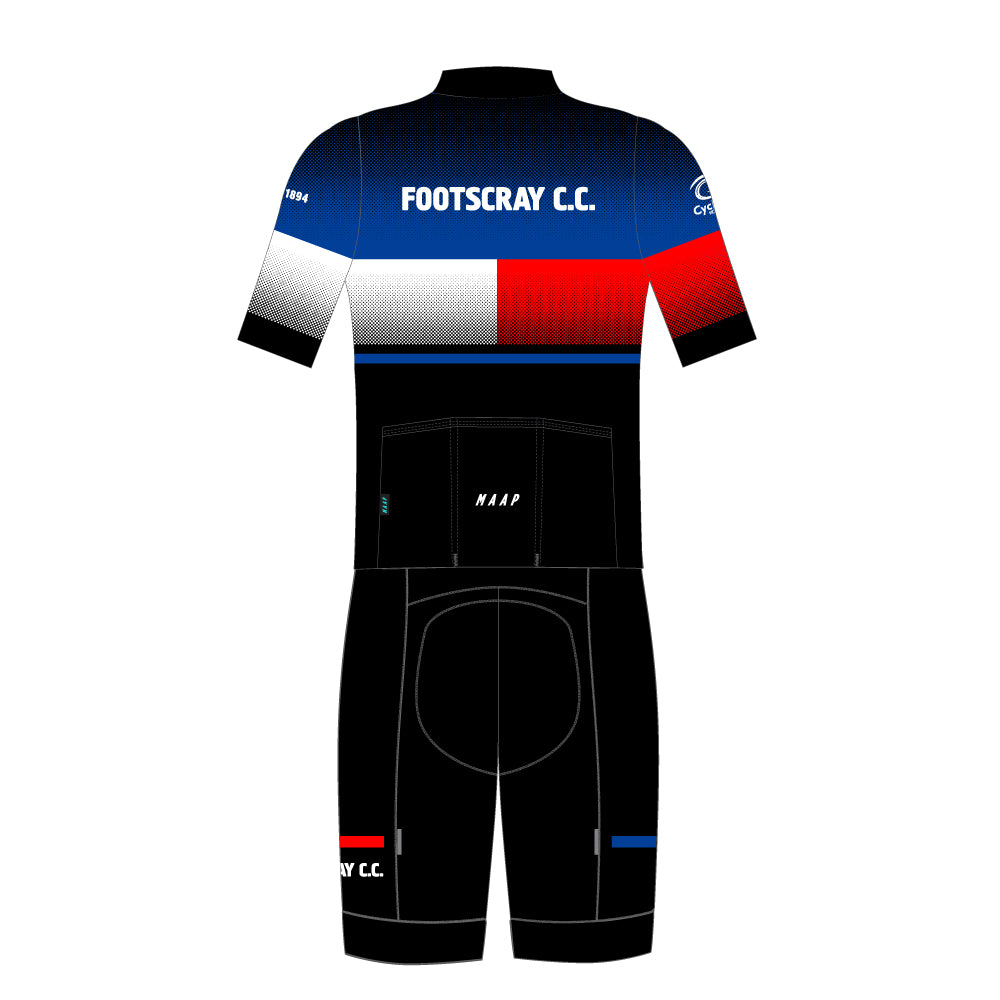 Footscray CC Pro Road Suit Men