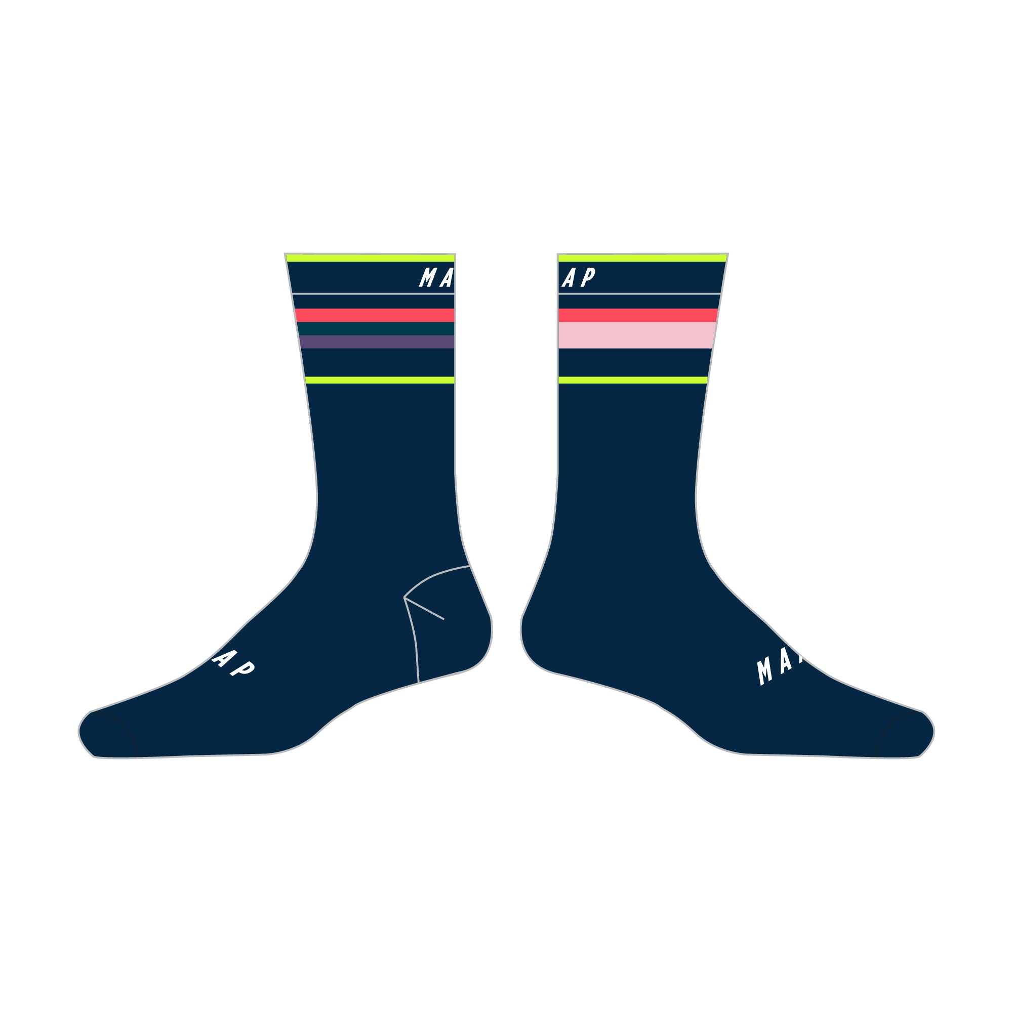 Grupetto Performance Sock 3 Pack