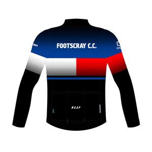 Footscray Cycling Club Long Sleeve Jersey