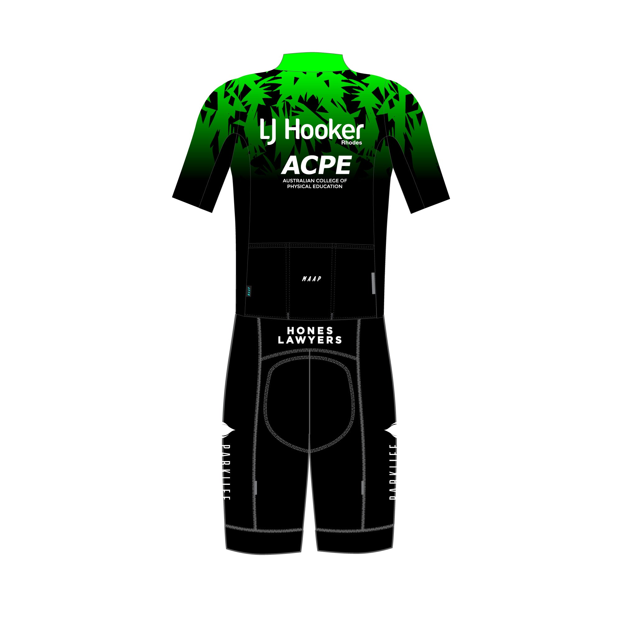 Parklife Team Road Suit