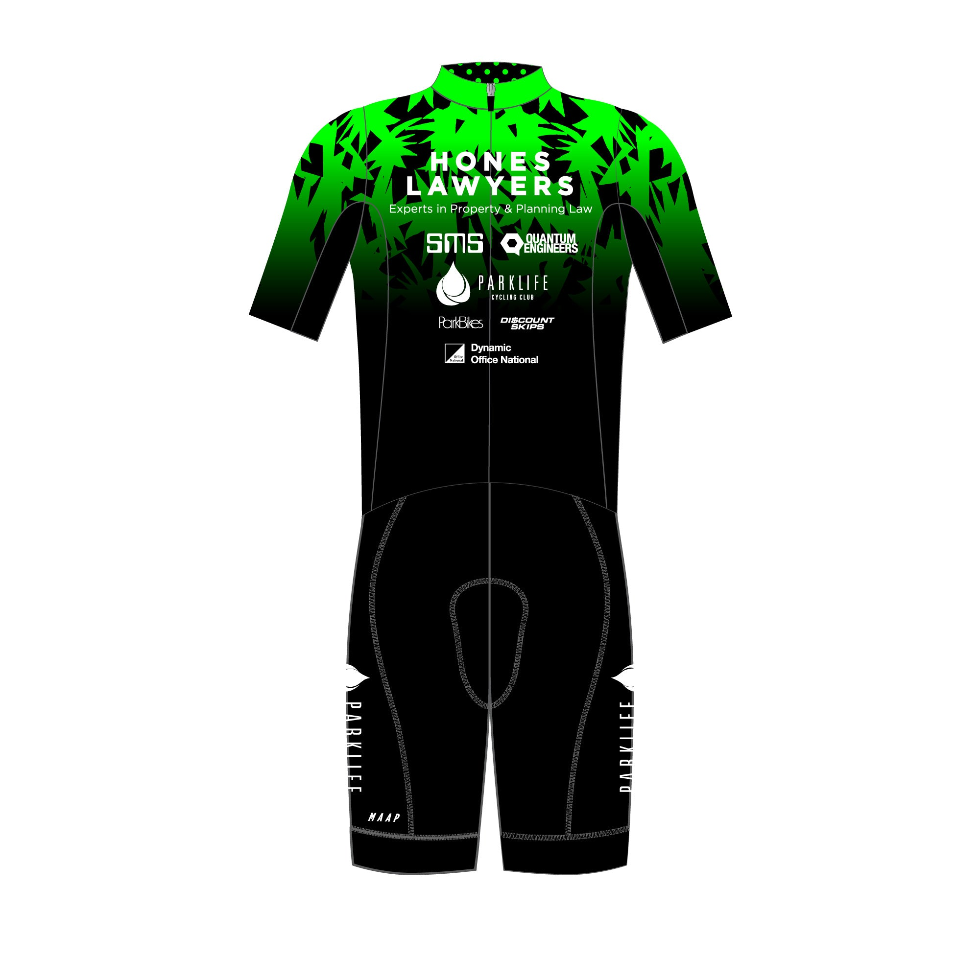 Parklife Team Road Suit Women