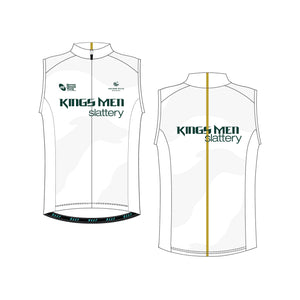 TKM Team Vest White