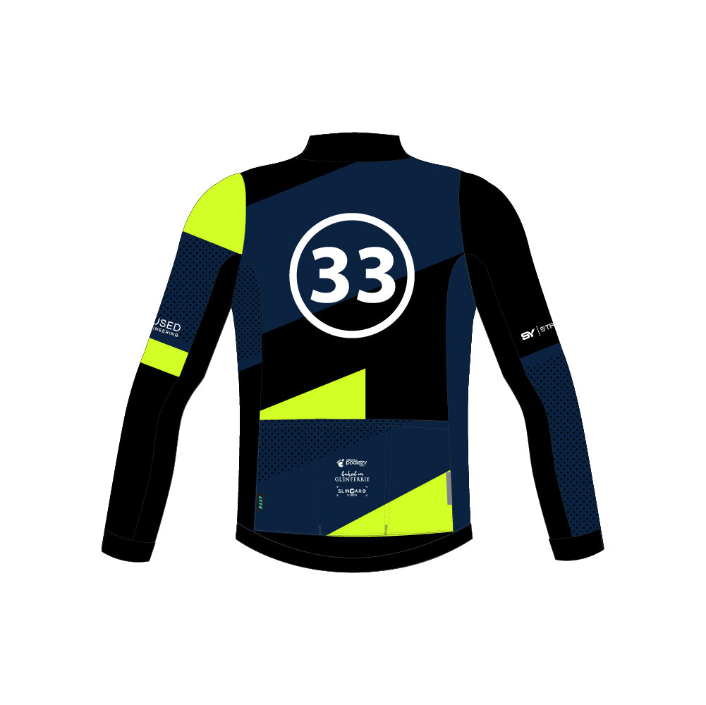 R33 Long Sleeve Winter Jersey