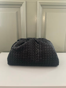 La poche (woven style)  black ( 3-5 days delivery)