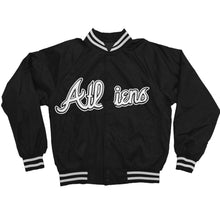 Load image into Gallery viewer, ATLiens Satin Jacket