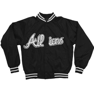 ATLiens Satin Jacket