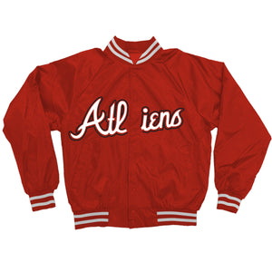 ATLiens Red Satin Jacket-Outkast