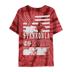 Stankonia Scan Tee-Outkast