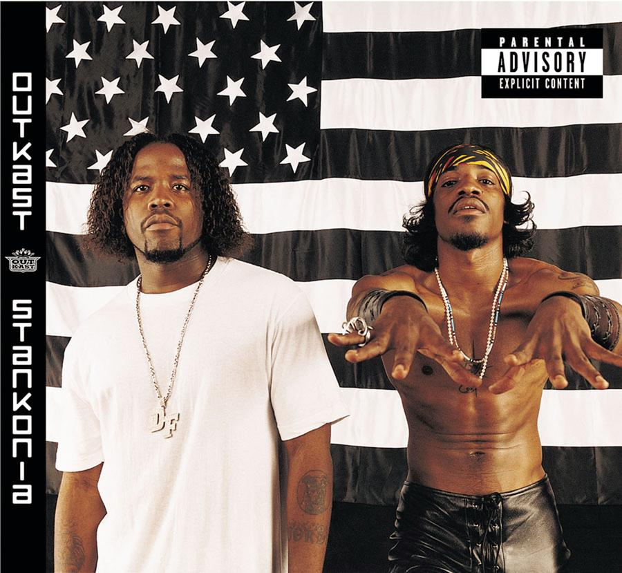 Stankonia CD-Outkast