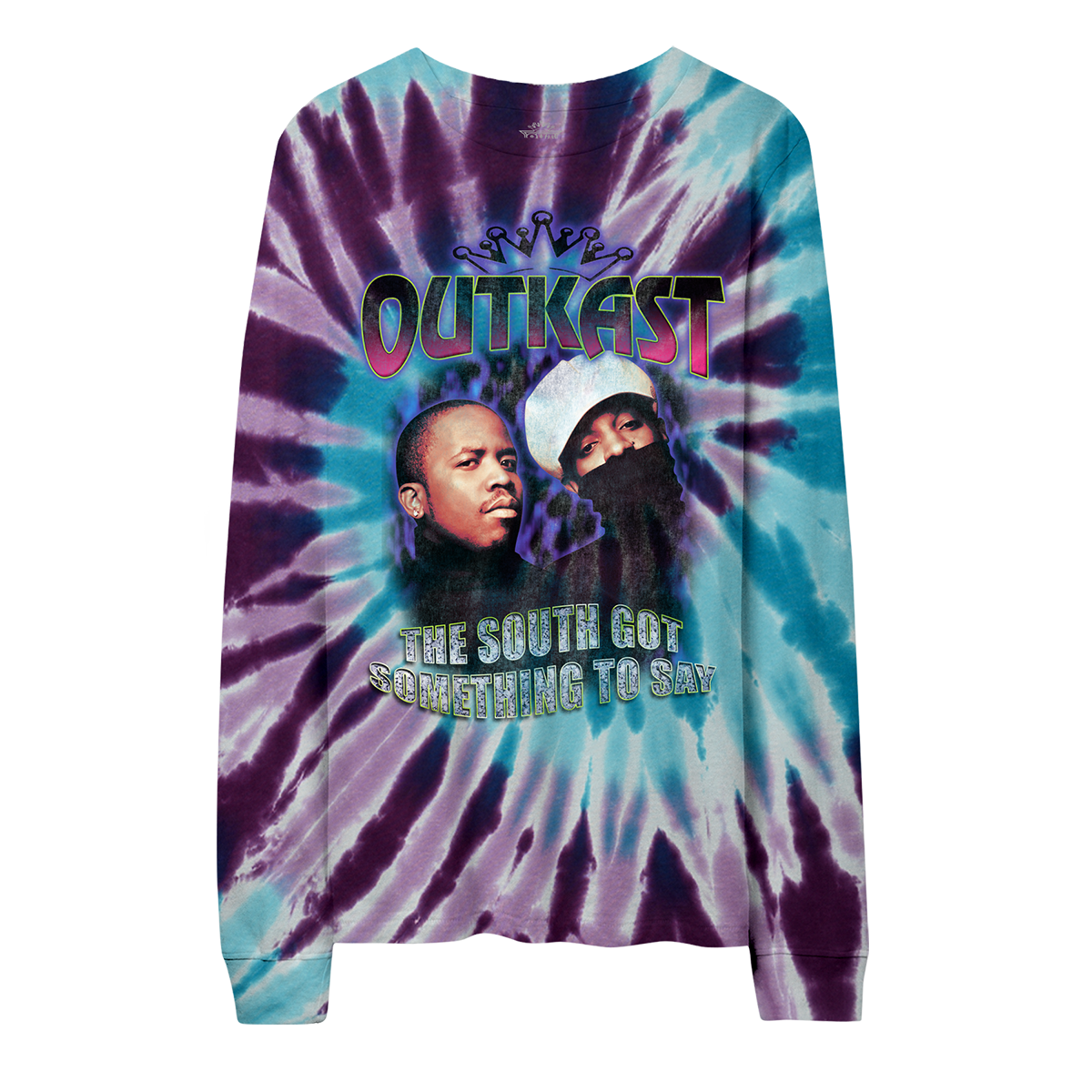 The South Tie-Dye Longsleeve-Outkast