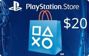 US Playstation Network Card 20 USD (Email Delivery) PSN