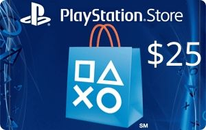 US Playstation Network Card 25 USD (Email Delivery) PSN