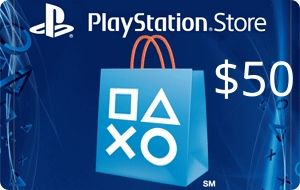 US Playstation Network Card 50 USD (Email Delivery) PSN