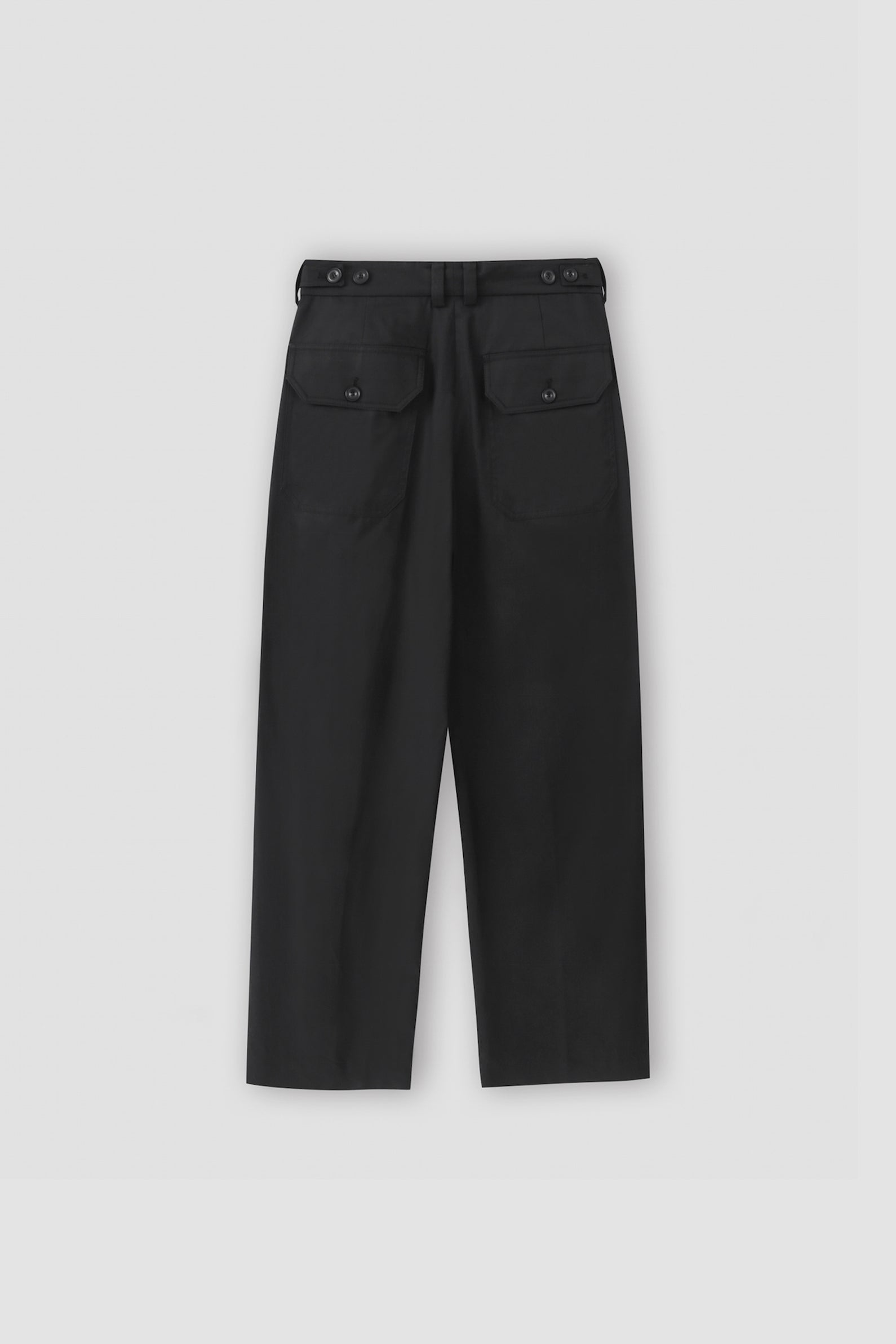 3 Pleat Trousers
