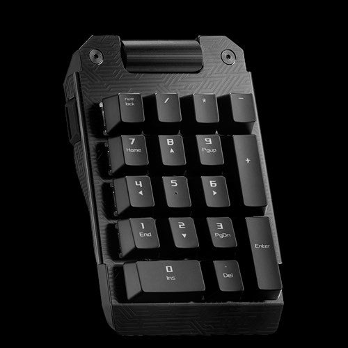 ASUS ROG Claymore Bond/BLUE / RED M201 gaming Keypad