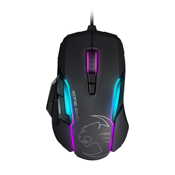 Roccat KONE AIMO RGBA Smart Customization Gaming Mouse