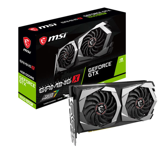 MSI nVidia Geforce GTX 1650 SUPER GAMING Graphic Card