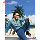 5D Diy Diamond Embroidery Full square Diamond Painting Elvis Presley