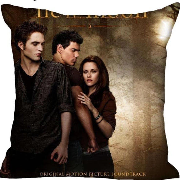 Twilight square zippered Pillow Cover 20x20cm,35x35cm(one side) 18 options