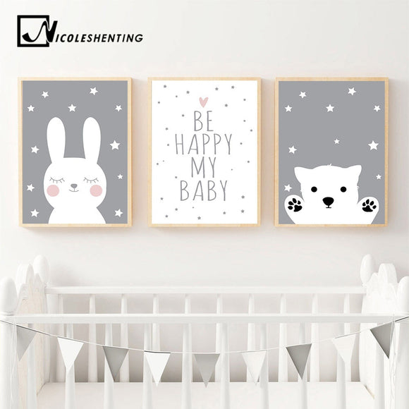 Wall Art - Printed Canvas Decoration  home decor 3pcs