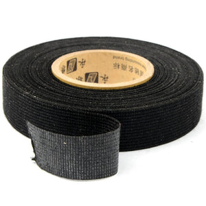 19mmx15m Coroplast Adhesive Cloth Tape for Cable Harness Wiring Loom Electrical Tape