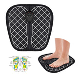 Physiotherapy Electric EMS Foot Massage Revitalizing Tens Foot Vibrator