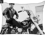 Elvis Presley Pillowcase Zippered Rectangular (Two sides)  300TC