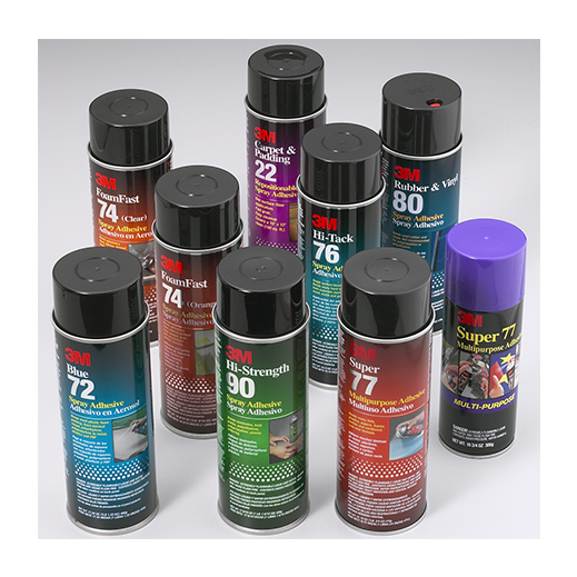 How to Choose the Right 3M Spray Adhesive