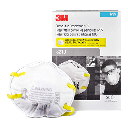 Update on Ordering 3M Respirators
