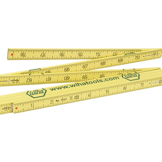 Foldable Rulers