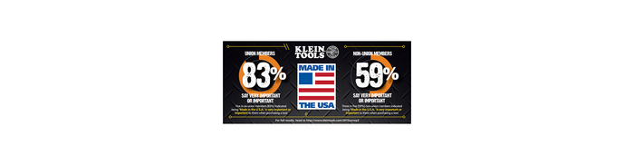 Klein Tools - American Made Tools
