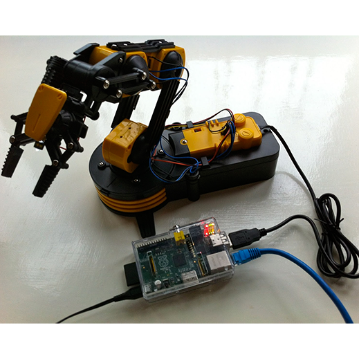 Endless Possibilities - OWI-535 Robotic Arm Edge