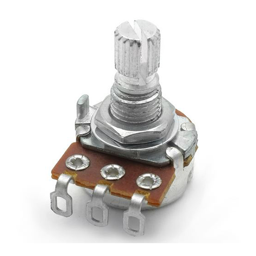 Electronic Components - Potentiometers
