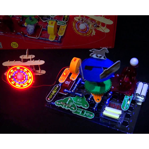 Toy Thursday – Elenco Snap Circuits Special Surprise