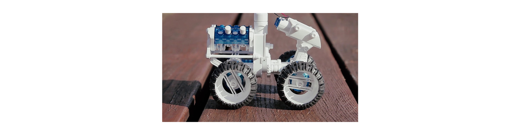 STEM TOY - OWI-752 Salt Water Monster Truck