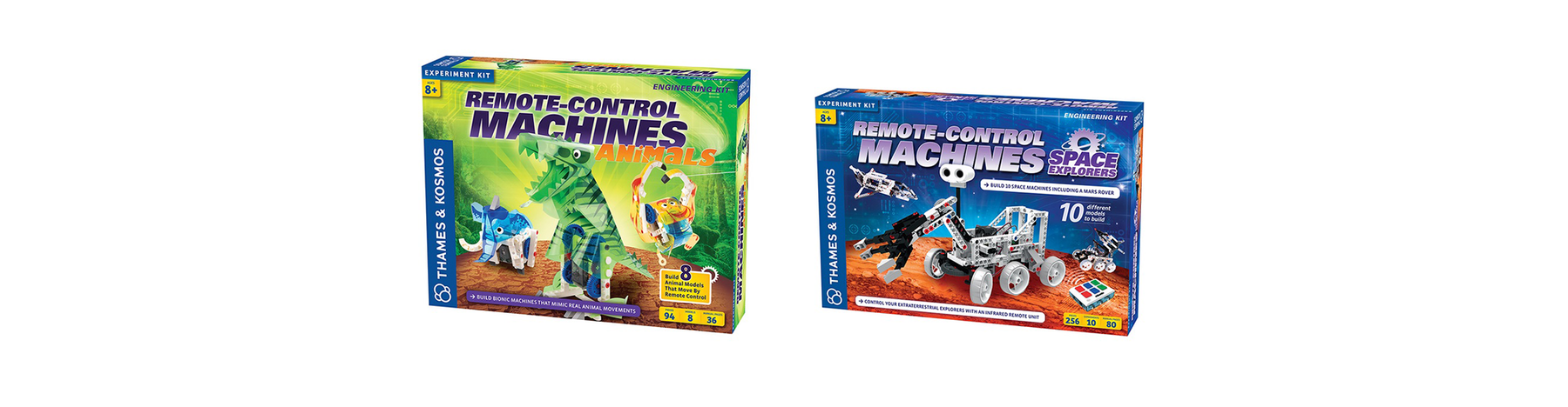 Thames & Kosmos Remote Control Animals and Machines