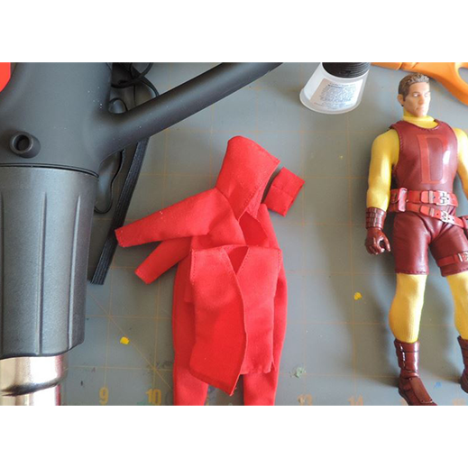 Tools for Customizing Action Figures